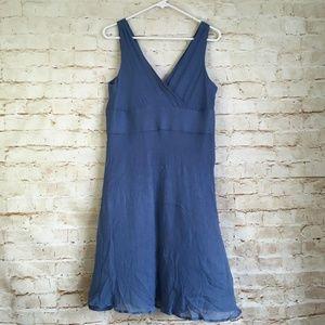 J. Crew Silk Bridesmaid Dress